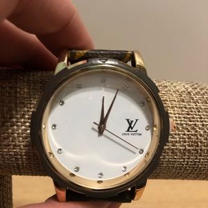 Cute LV Watch